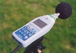 环境噪音检测